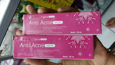Serum Anti Acne PINK Hanasui Jaya Mandiri