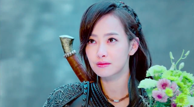 Victoria Song in Ice Fantasy
