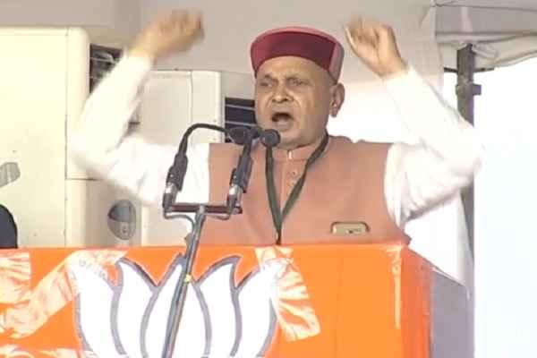 हिमाचल प्रदेश के बीजेपी के मुख्यमंत्री उम्मीदवार प्रेम कुमार धूमल के लिए बुरी खबर, खेल खराब