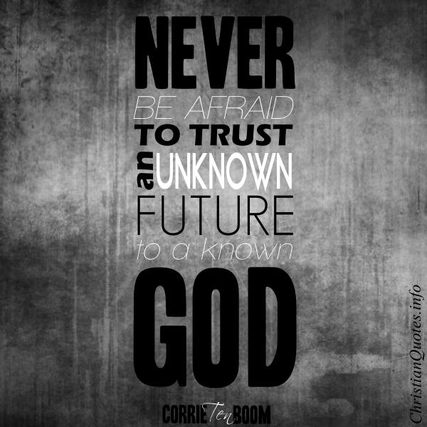 Quotes About God Christian Quotes Trust God T