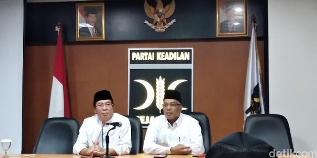PKS Akui Asyik Kalah, Ini Perbandingan Real Count Internal Partai dan KPU Jabar