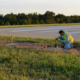 Airport lighting system update recognized by ACEC