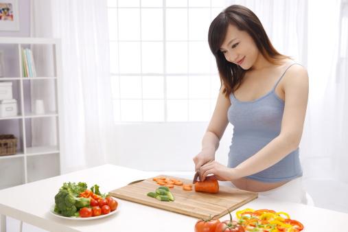 giảm mỡ bụng sau khi sinh mổ