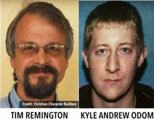 tim remington shooter arrested