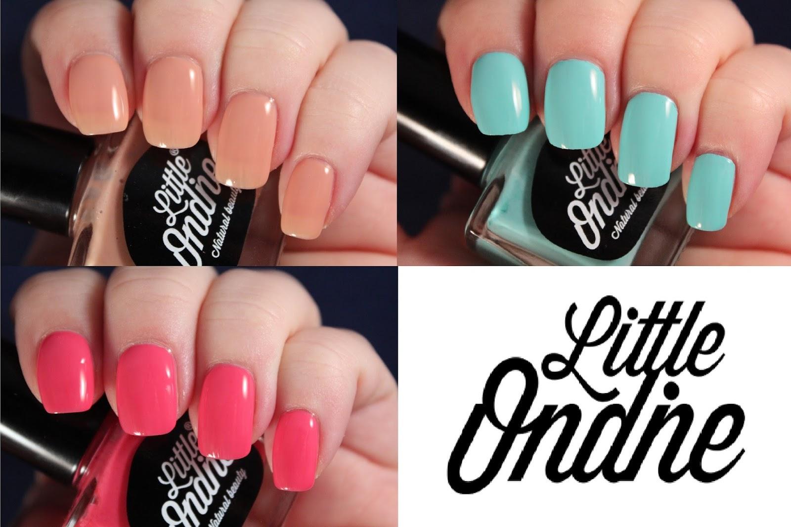 Little Ondine Nail Polishes | Happy Magazine