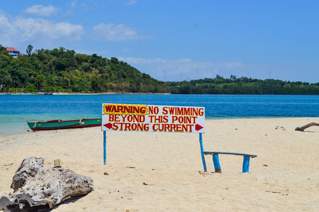 Magalawa Islands Accident Prone Area