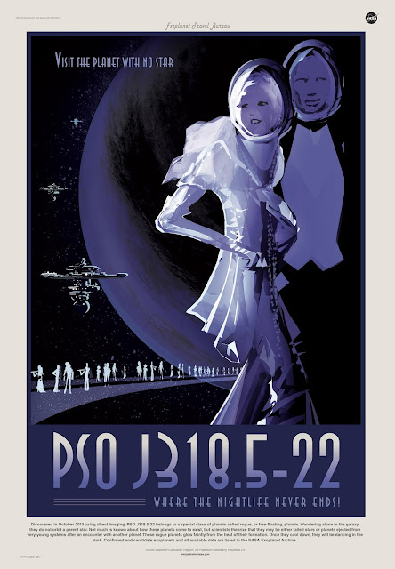PSO J318.5-22 image.