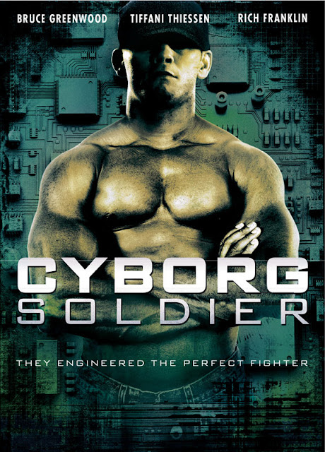 Cyborg Soldier (2008) ταινιες online seires oipeirates greek subs