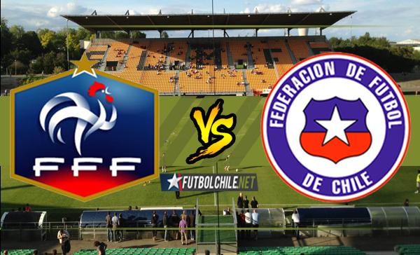 Francia vs Chile