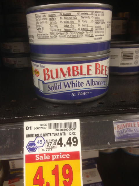 Solid White Albacore, 12 oz, Bumble Bee - Kroger
