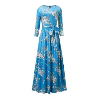 Dress Muslimah Murah, Dress, Dress Murah, Dress maxi, fesyen muslimah,