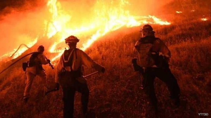 حرائق الغابات في ولاية كاليفورنيا: عدد القتلى يصل إلى مرحلة قاتمة