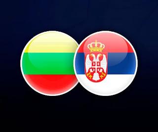 Сербия – Литва прямая трансляция онлайн 20/11 в 22:45 по МСК.