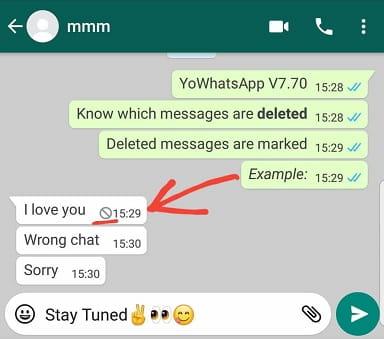 Baca Pesan yang Sudah Terhapus di Whatsapp