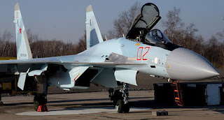 Russia strengthens fighter jets in Syria after US air strikes