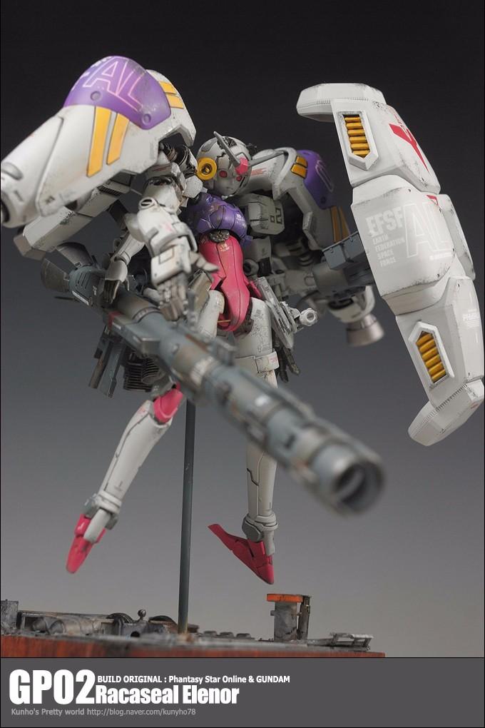 GUNDAM GUY: Gundam GP02 Physalis [Racaseal Elenor ...