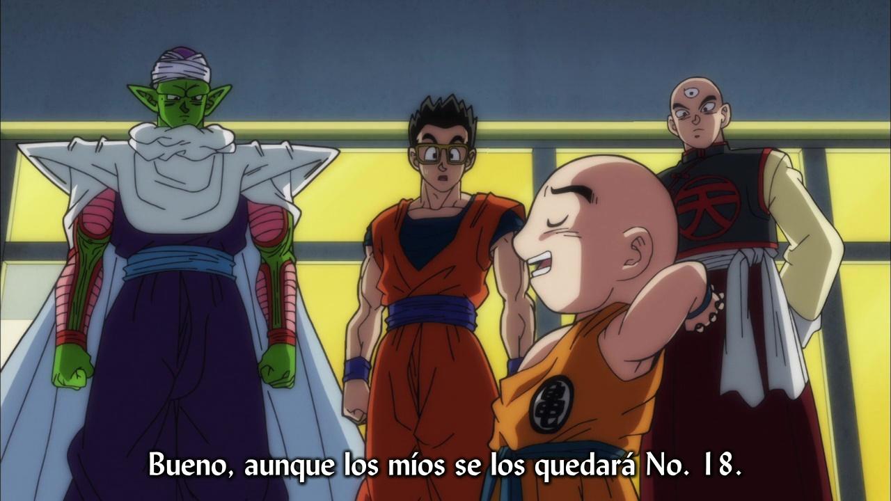 Ver Dragon Ball Super El Reclutamiento de los 10 Miembros - Capítulo 92