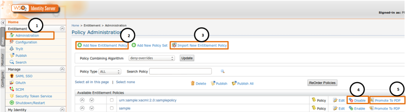 Try out XACML policies with WSO2 Identity Server - DZone Integration
