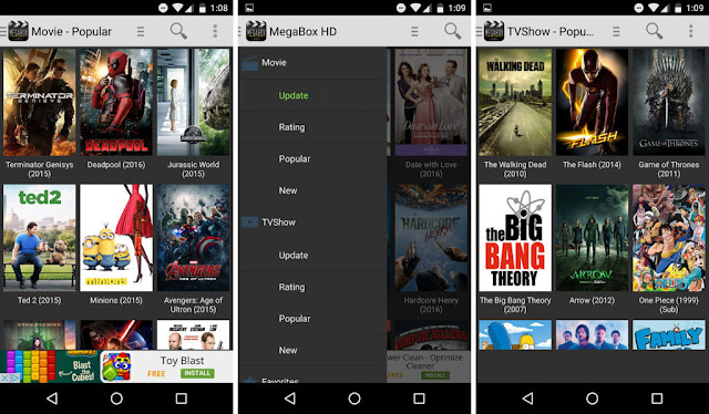 megabox app download
