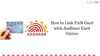 How to Link PAN Card with Aadhaar Card Online