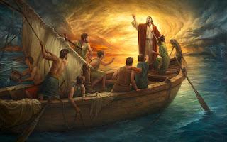 Resultado de imagen para Marcos 4,35-41