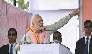sonamura-prime-minister-narendra-modi-tripura-corruption-involved-left-front-government