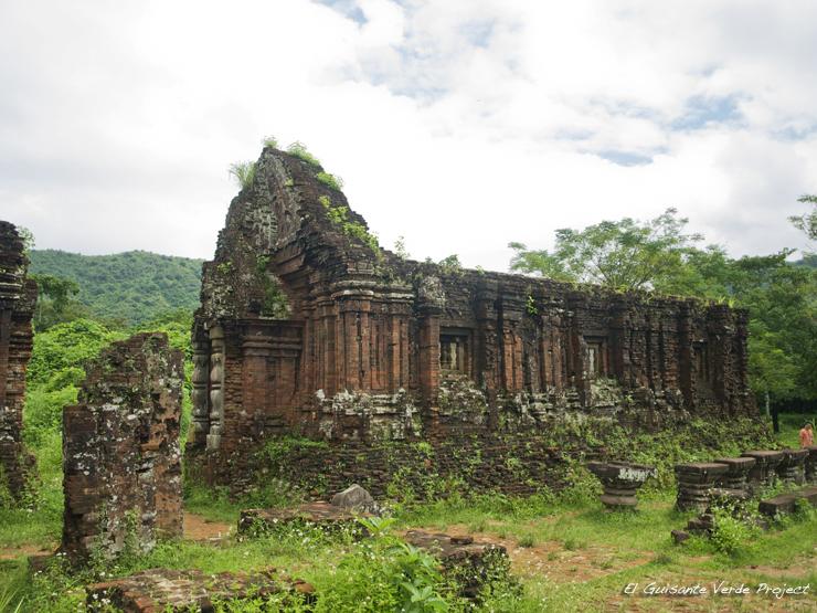 My Son Santuario, Vietnam por El Guisante Verde Project