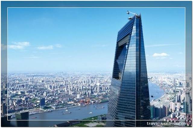 Shanghai World Financial Center - Top 7 Best Places to Travel in Shanghai, China at Least Once in Your Life Time
