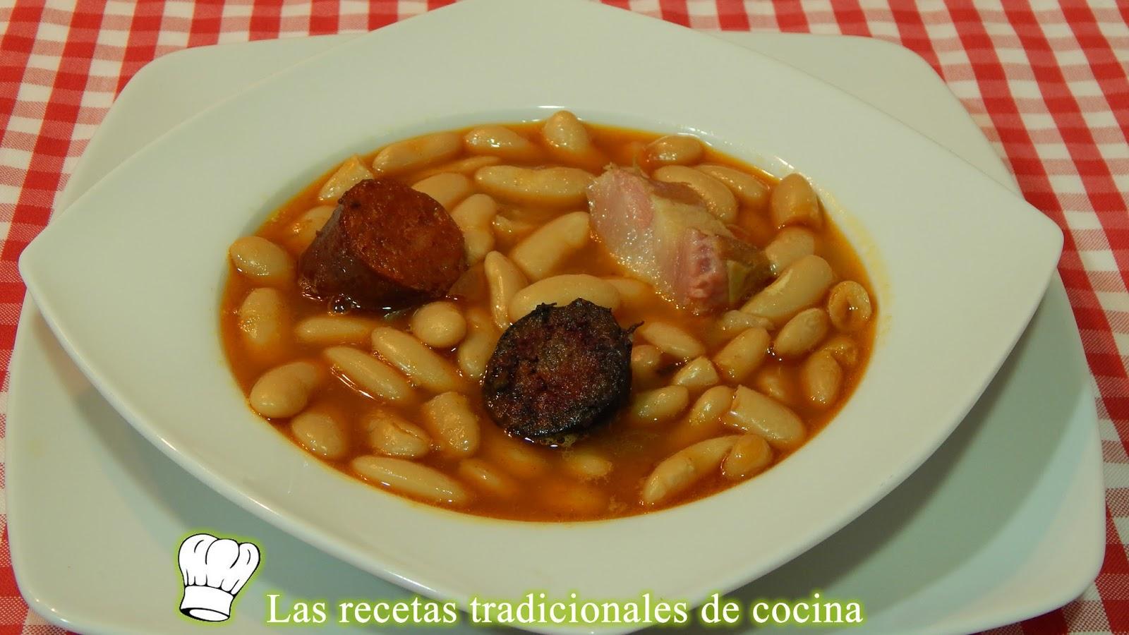 Recetas De Cocina Con Sabor Tradicional Fabada Asturiana