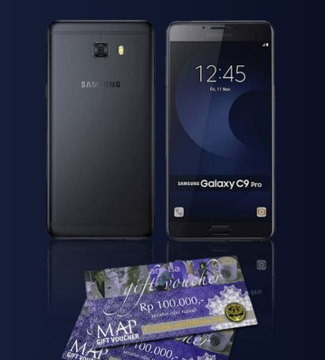 Lomba Blog Bulan Oktober Hadiah Hp Samsung Galaxy C9 Pro