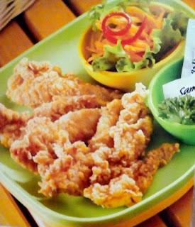 Gambar Resep Stik Ayam Lezat