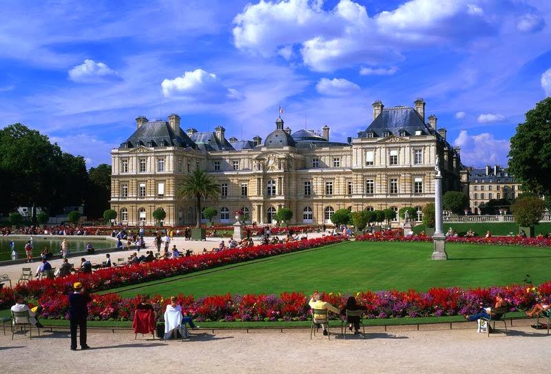 Flesaucestrois caract ristiques des lieux et monuments - Jardin du luxembourg enfant ...