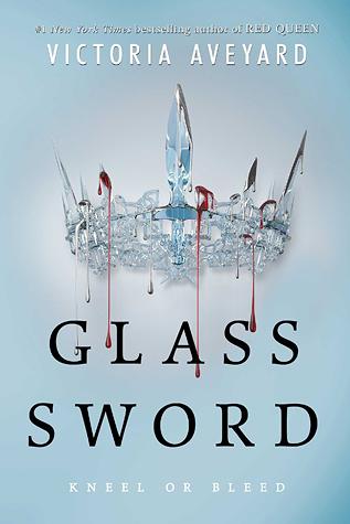 Resultado de imagen de espada de cristal victoria aveyard