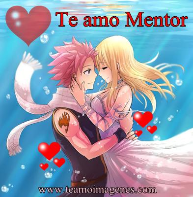 Las mejor imagen te amo mentor, teamoimagenes.com