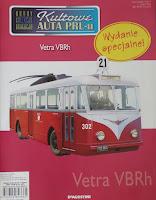 Vetra VBRh, Kultowe Auta PRL-u