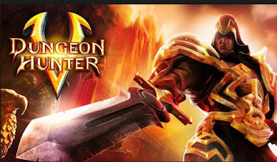 Dungeon Hunter 5 apk + Data for Android