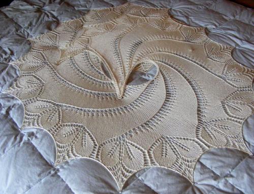 Begonia Swirl - Free Pattern