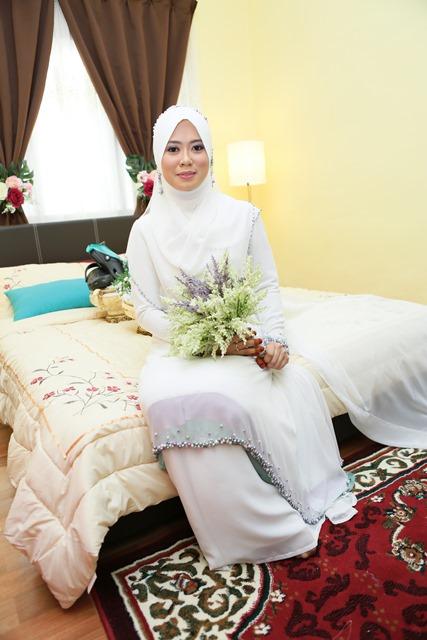 Semasa Tunggu Majlis Pernikahan Debar Mak Nokk