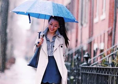Six Fashion Essentials For The Rainy Season