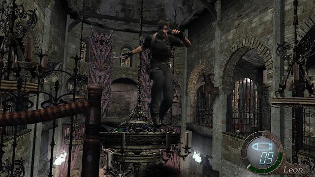 Resident Evil 4 - Captura 4