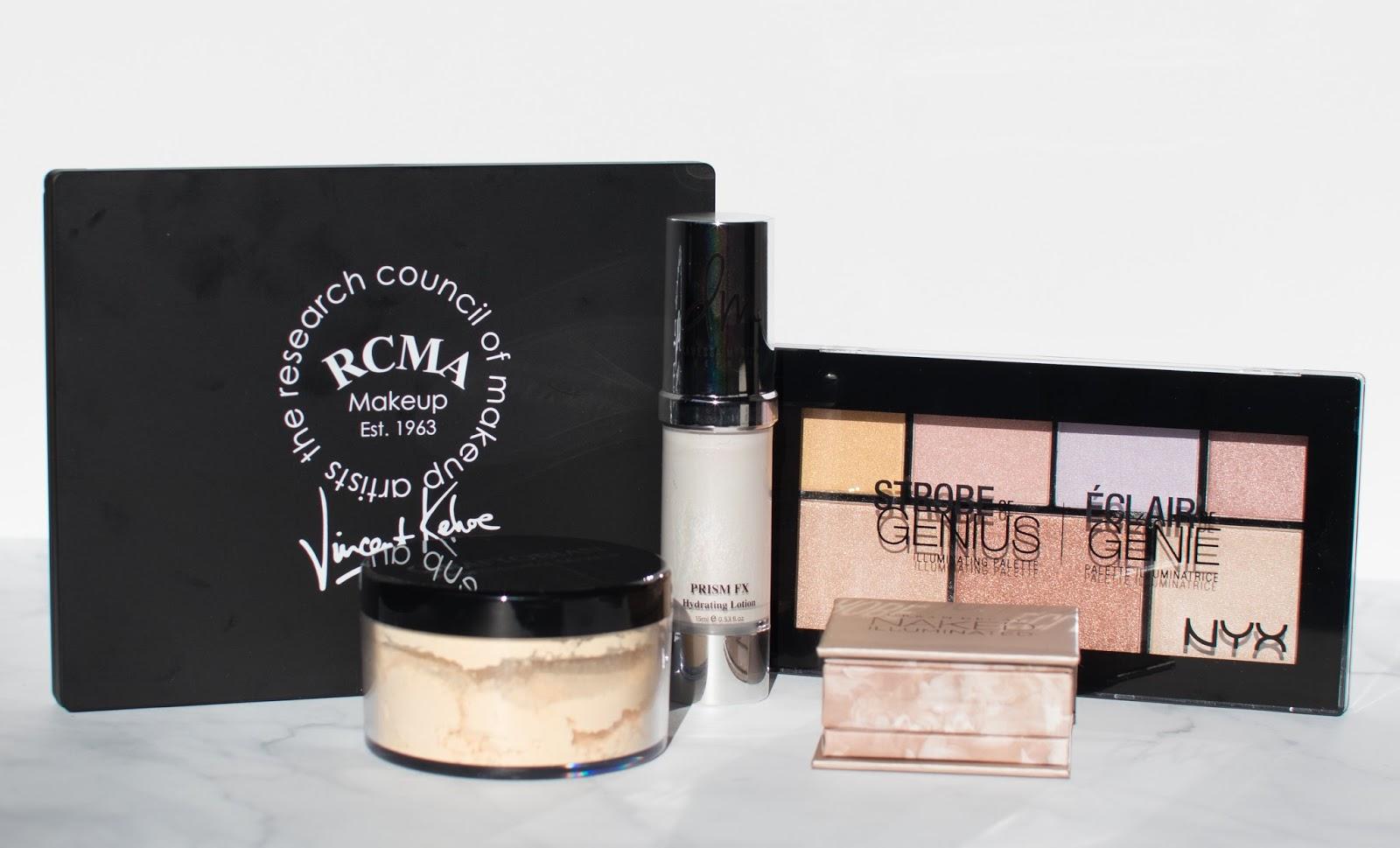 The Makeup Show LA 2017 Face Products Haul