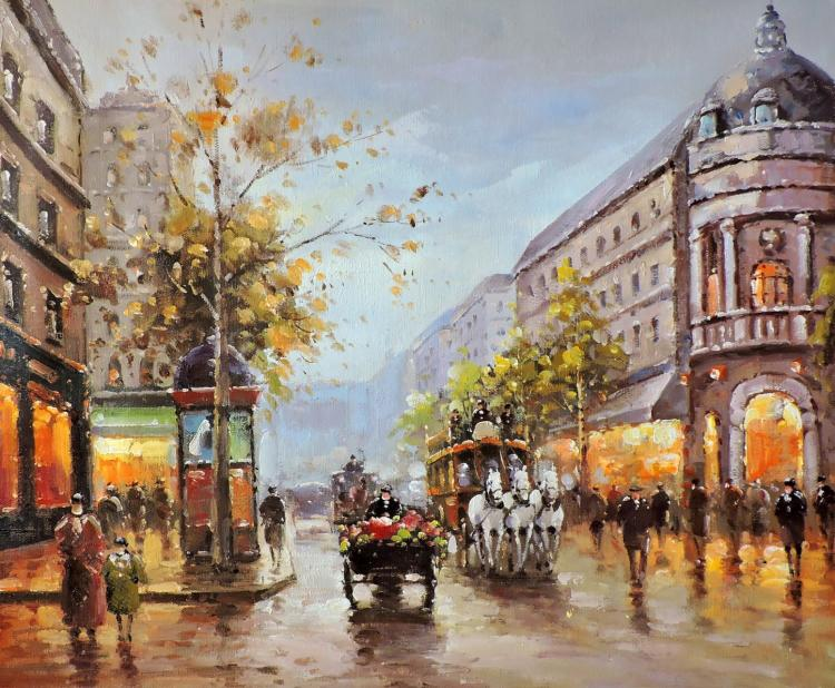 Pinturas com Avenidas