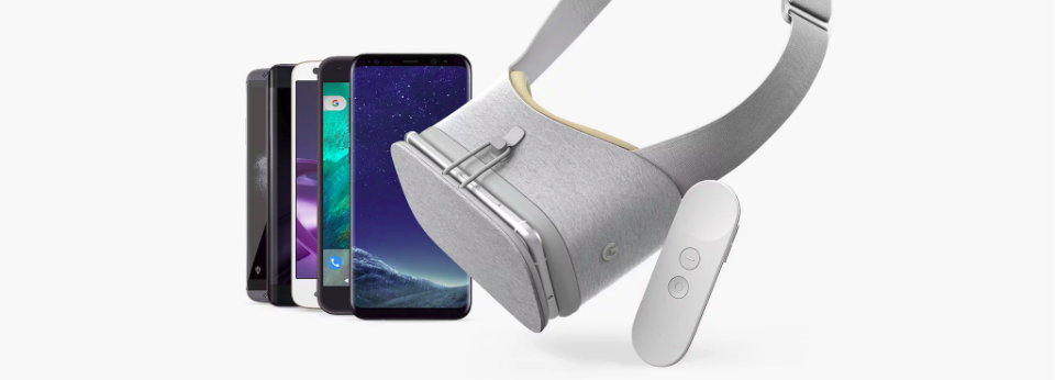 Samsung Galaxy S8/S8+ chính thức nhận được hỗ trợ Daydream