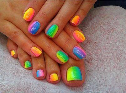 Wonderful Nail Art For Girls Notonlybeauty