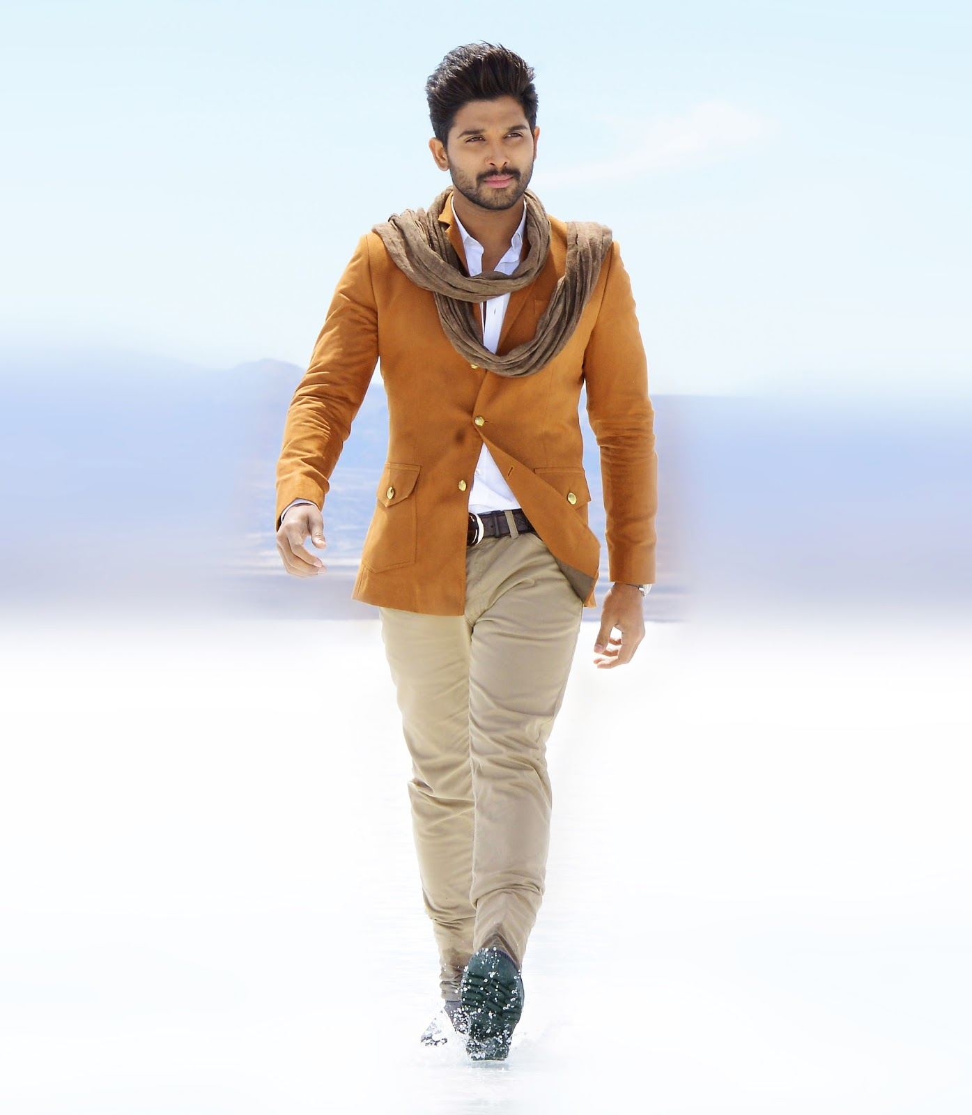 allu arjun stylish stills in sarrainodu movie