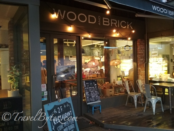 Wood and Brick Bakery and Cafe (Seoul)