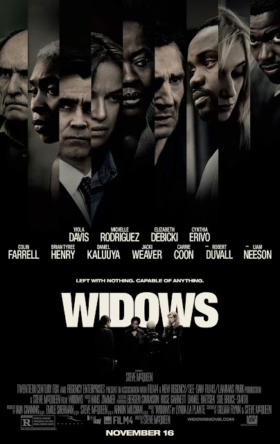 WIDOWS  (2018) ταινιες online seires xrysoi greek subs