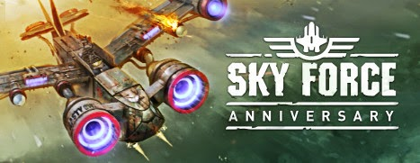 Game Sky Force Anniversary PC