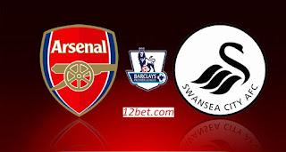 Premier League: Arsenal vs Swansea (21 ngày 15/10/2016)