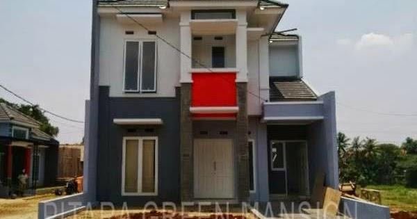 DataRumah: Perumahan Minimalis Baru Pitara Green Mansion ...